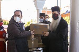 20.000 γεύματα για την περίοδο του Πάσχα στην Ανατ. Φθιώτιδα και στην πόλη της Λαμίας
