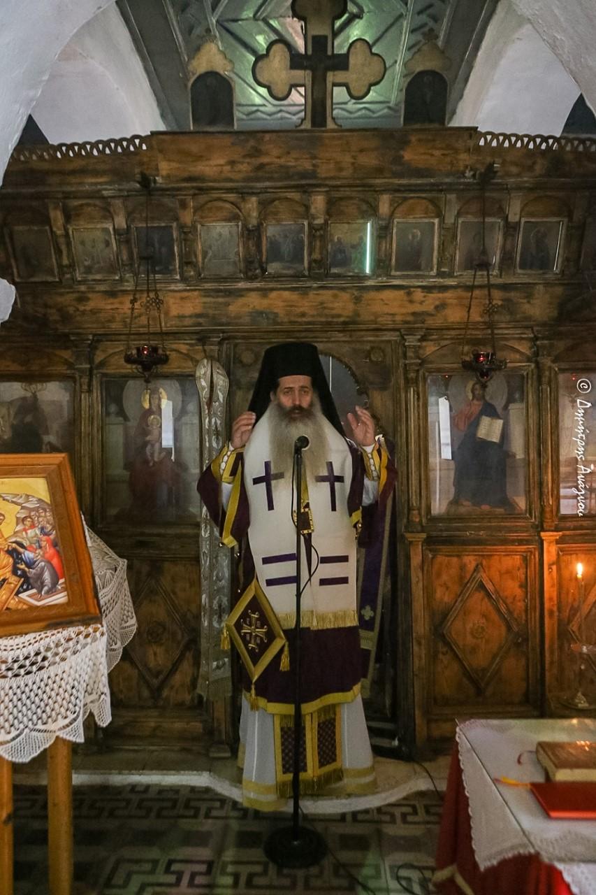 You are currently viewing Φθιώτιδος Συμεών: «Ευλογήσω τον Κύριον εν παντί καιρώ…»