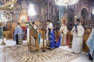 Ο Ακάθιστος Ύμνος στην Ι. Μ. Φθιώτιδος ✔️ Σε τέσσερις Ναούς χοροστάτησε ο Σεβασμιώτατος κ. Συμεών.