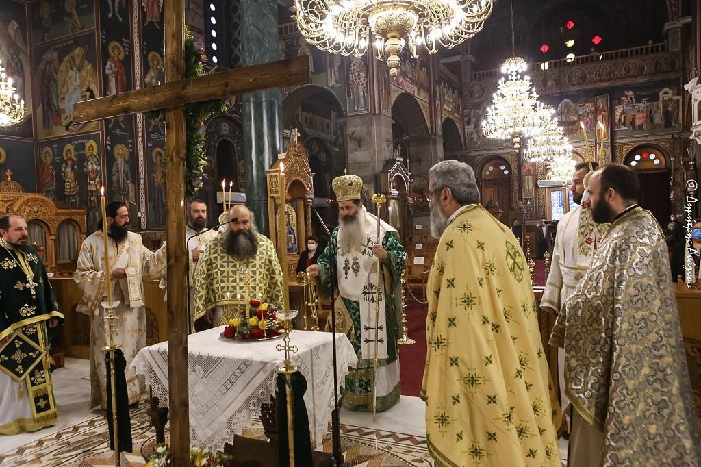 Η Κυριακή της Σταυροπροσκυνήσεως στην Ι. Μ. Φθιώτιδος και η 12η επετειακή εκδήλωση.