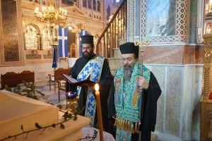 Τον Εθνομάρτυρα Χίου Πλάτωνα Φραγκιάδη τίμησαν οι Χιώτες