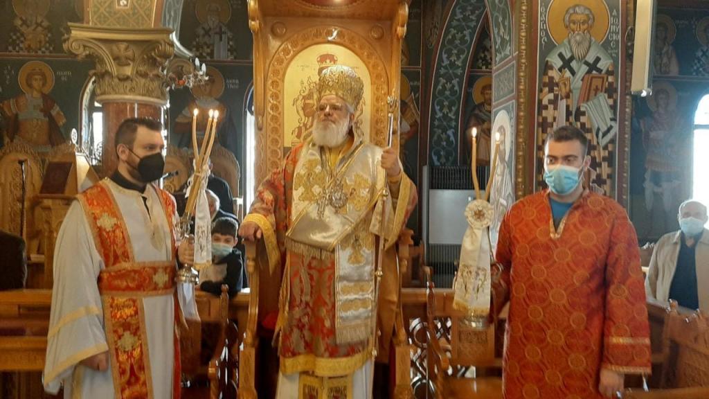 You are currently viewing Μνήμη παιδομάρτυρος Γαβριήλ στην Αγία Μαρίνα Ηλιουπόλεως