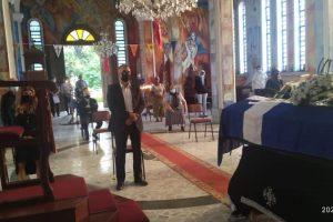 Το τελευταίο αντίο στον μακαριστό Επίσκοπο Μοζαμβίκης Χρυσόστομο