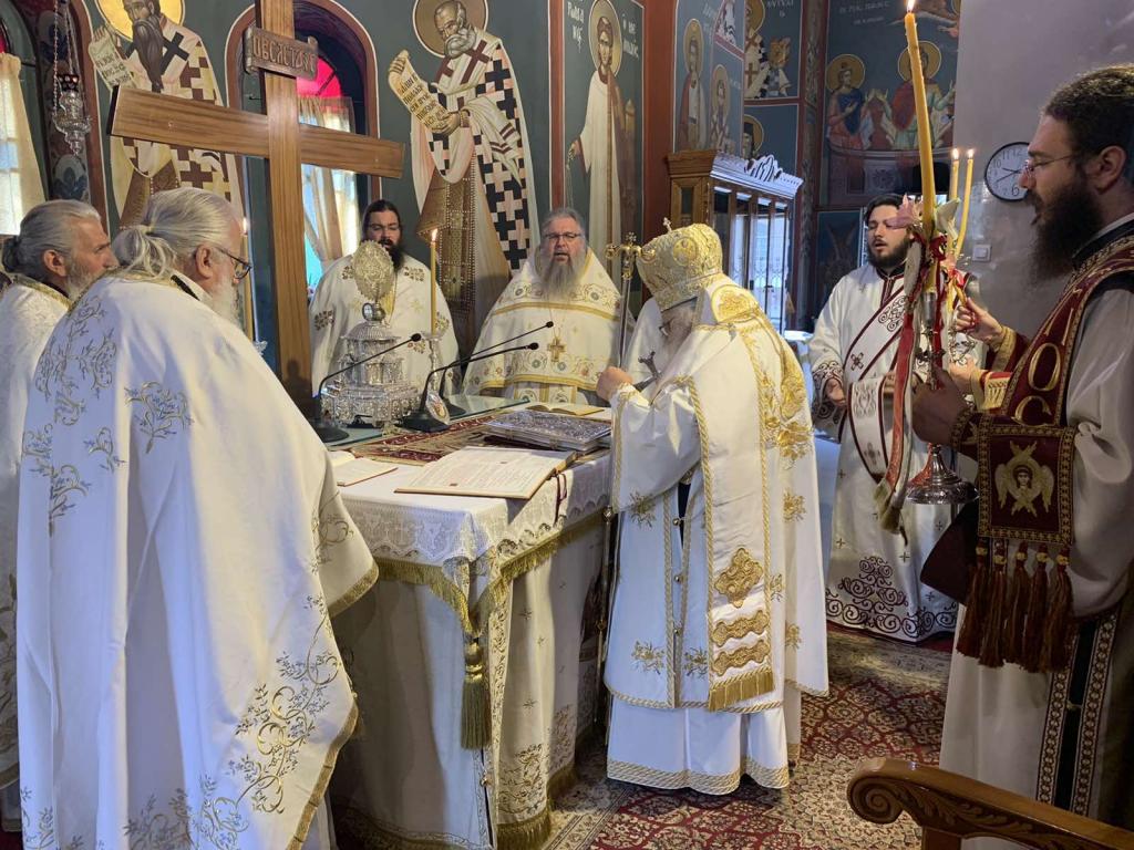 Η Πανήγυρις του Αγίου Γεωργίου Γιαννιτσών με τον Σεβ. Μητροπολίτη Εδέσσης κ. Ιωήλ