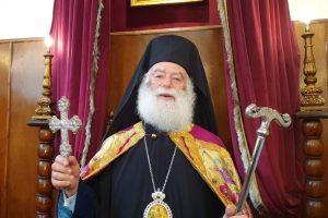 Η Πρώτη Ανάσταση στο Πατριαρχείο Αλεξανδρείας