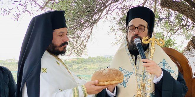 Εόρτασε ο Άγιος Γεώργιος στον Βόθωνα Ακρωτηρίου στην Ι. Μητρόπολη Κυδωνίας & Αποκορώνου