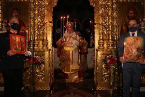 Χριστός Ανέστη στην Ι. Μητρόπολη Διδυμοτείχου, Ορεστιάδος & Σουφλίου