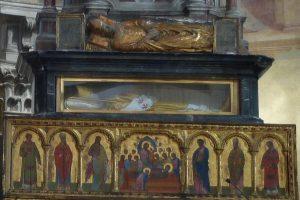 Τα θαυματουργά λείψανα του αγίου Δονάτου