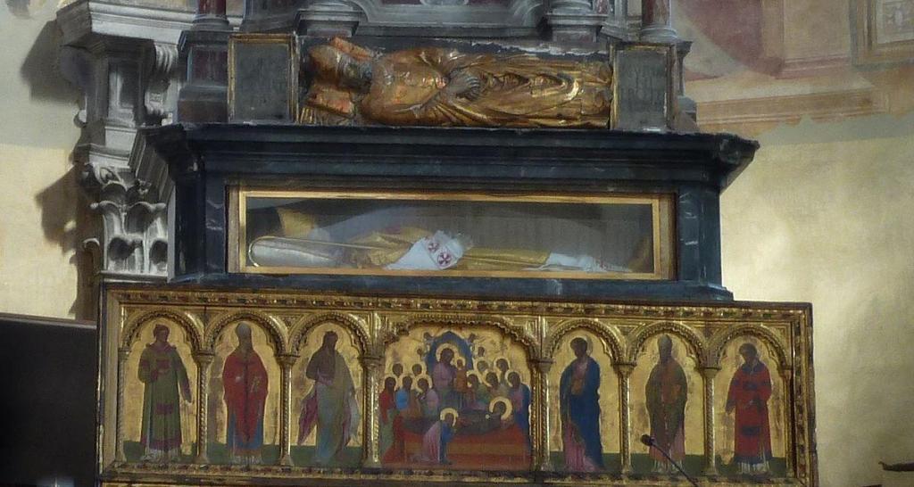 You are currently viewing Τα θαυματουργά λείψανα του αγίου Δονάτου