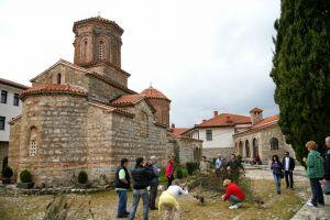 Μονή οσίου Ναούμ στα Σκόπια: Μνημείο Ελληνορθοδοξίας