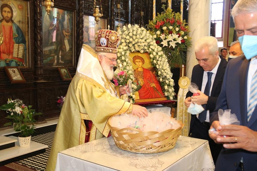 «Θεού γεώργιον» στην ακριτική Μητρόπολη Διδυμοτείχου Ορεστιάδος & Σουφλίου