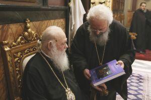 Το συμβολικό «δώρο» του Φαναρίου Αγαθαγγέλου στον Αρχιεπίσκοπο Ιερώνυμο
