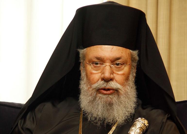 You are currently viewing Η Αρχιεπισκοπή Κύπρου αγόρασε μηχάνημα για βαριά νοσούντες στις ΜΕΘ