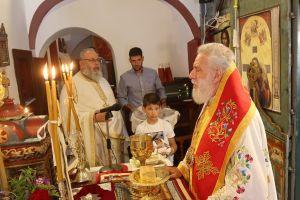Μεθέορτος εορτασμός των Αγίων Τεσσαράκοντα Μαρτύρων στη Χώρα της Μυκόνου
