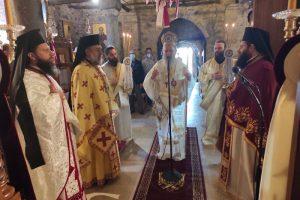 Πανηγύρισε η ιστορική Μονή Αγίου Γεωργίου ΑΡΜΑ Φύλλων Χαλκίδος