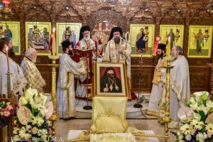 Σεβ. Αρκαλοχωρίου Ανδρέας : « Με πίστη, τόλμη και αγάπη πορεύεται πάντοτε η Εκκλησία του Χριστού.»
