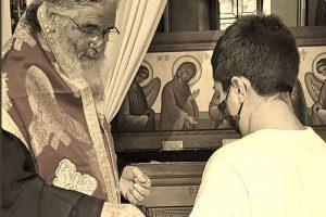 Ο Εορτασμός των Αγίων Πάντων και του Οσίου Σάββα στη Κάλυμνο