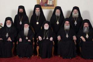 Μοιρασμένη η Σύνοδος της Εκκλησίας της Κρήτης στο θέμα του χρόνου διαδοχής