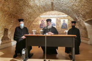 Ιερατική Σύναξη στην Ι. Μητρόπολη Κερκύρας
