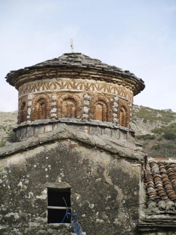 Ένα παλαιό και ιστορικό Μοναστήρι στα Ριζά των Αγίων Σαράντα