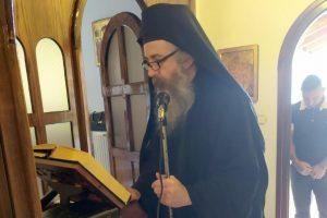 Εόρτασε το Παρεκκλήσι της Αγίας Τριάδος της Μονής Γηρομερίου Θεσπρωτίας