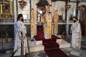 Κυριακή των Πατέρων στην Ι. Μητρόπολη Χαλκίδος