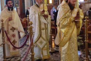 Η εορτή της Αναλήψεως στην ενορία Αγίου Ιωάννου Χαλκίδος με τον Σεβ. Χαλκίδος κ.Χρυσόστομο