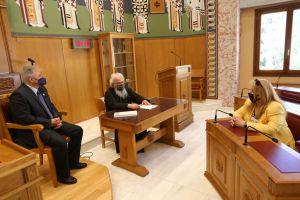 Υπογραφή σύμβασης μεταξύ ΚΕΣΟ και Δήμου Αθηναίων – Ανανέωση μελών ΔΣ του ΚΕΣΟ