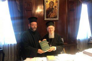 Καθηγητής της ΠΑΕΑΚ εξελέγη ο Μ. Πρωτοσύγκελλος Θεόδωρος
