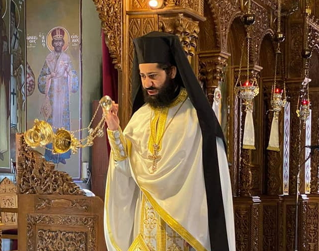 You are currently viewing Ο Αρχιμ. Αλέξιος Κουρτέσης από την Ι. Μητρόπολη Ν. Ιωνίας νέος Διευθυντής Θρησκευτικής Υπηρεσίας της ΕΛ.ΑΣ.
