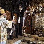 Η εορτή της Πεντηκοστής στον Πανορμίτη Σύμης
