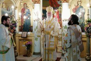 Η εορτή της Πεντηκοστής και του Αγίου Πνεύματος στην Ι. Μητρόπολη Καλαβρύτων και Αιγιαλείας