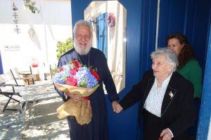 Ο εορτάζων Σεβ. Σύρου Δωρόθεος έγραψε μια τεράστια πνευματική υποθήκη με την συμπεριφορά του.
