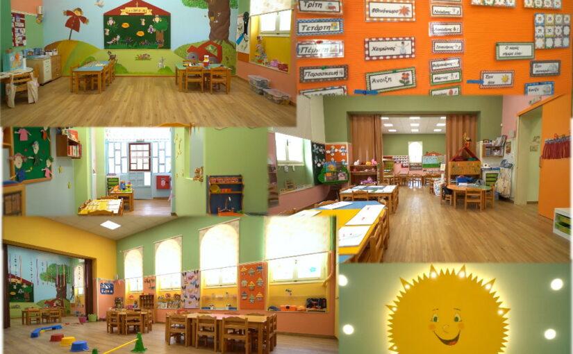 Επίσκεψη του Σεβ. Μητρ. Πειραιώς κ.Σεραφείμ στον ανακαινισμένο Παιδικό Σταθμό – Νηπιαγωγείο