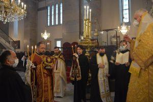 Η εορτή των Αγίων Κωνσταντίνου και Ελένης με το Ιουλιανό ημερολόγιο στην Χαλκηδόνα