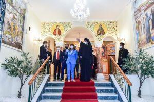 Σερρών Θεολόγος: «Η Εκκλησία διακονεί με πιστότητα το όραμα της ενότητος και ομοψυχίας του λαού μας»