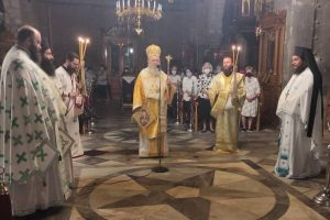 Η Χαλκίδα τίμησε την Παναγία  «Αξιον έστιν», τους Αποστολους Βαρθολομαίο και Βαρνάβα και τον Άγιο Λουκά τον Ιατρό
