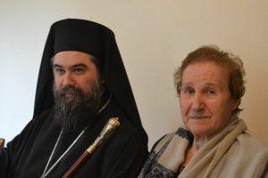 Επιμνημόσυνος λόγος του Σεβ. Σερρών και Νιγρίτης για την αείμνηστη μητέρα του Αικατερίνη