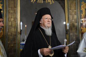 """Οικ. Πατριάρχης: """"Οι Ορθόδοξοι Χριστιανοί της Πόλεως, όσοι είμεθα, όποιοι είμεθα, είμεθα μία οικογένεια"""""""
