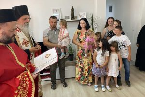Το Πατριαρχείο Σερβίας στηρίζει την πολύτεκνη οικογένεια
