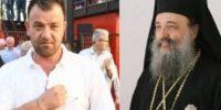 Πρωτοφανές επεισόδιο στο Επισκοπείο της Πάτρας με επίθεση στον Μητροπολίτη Χρυσόστομο