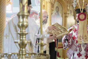 Χειροτονία του εψηφισμένου Επισκόπου Αργυρουπόλεως στο Ντύσσελντορφ