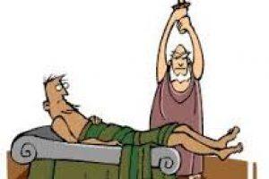 Προκρούστειος κλίνη και ρωμαϊκή- ευρωπαϊκή- παρακμή!