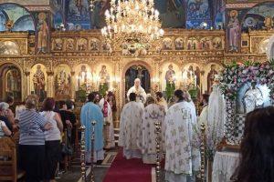Η εορτή της Αγίας Μαρίνας στο Αλιβέρι