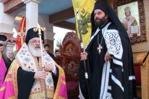 Ενθρονίστηκε ο νέος ηγούμενος της Ι. Μονής Αγίας Παρασκευής Διδυμοτείχου