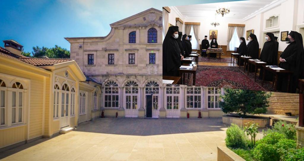 You are currently viewing Οικουμενικό Πατριαρχείο: Καθιερώνει ημέρα Συνάξεως παντών των Αγίων Ιατρών