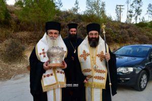 Στο Ναύπλιο μεταφέρθηκε η Τίμια Κάρα του Νεομάρτυρα Δημητρίου εκ Τριπόλεως