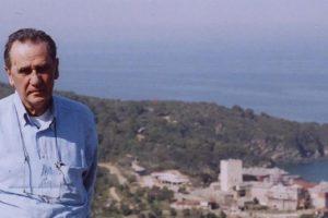 Ο Κωνσταντίνος Δήμτσας για τον θάνατο του Γεωργίου Δαλακούρα, πρωην Διοικητή του Αγίου Όρους