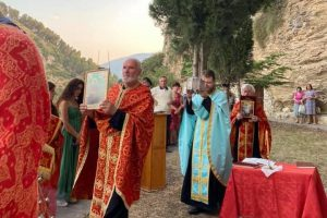 Τιμήθηκε στο Μπεράτι Αλβανίας η μνήμη του τοπικού μάρτυρα Νικοδήμου