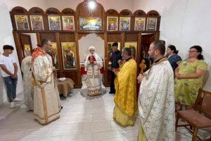 Εορτάστηκε στο Μοναστήρι του η μνήμη του τοπικού μάρτυρα Τρύφωνα